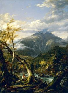 Thomas Cole(1801–1848, United States)