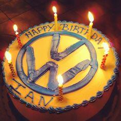 My Birthday Cake for a true VW fan :)