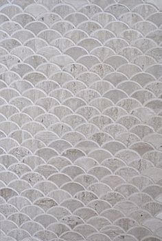 Fishscale TIling