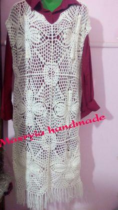 Crochet Top, Lace, Handmade, Tops, Women, Fashion, Moda, Hand Made, Fashion Styles