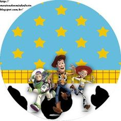 Kit Imprimible GRATIS Toy Story