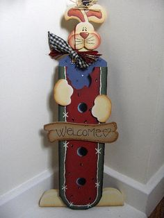 Coniglio Welcome by countrykitty, via Flickr