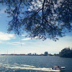 Sarangan Lake, Magetan, Indonesia
