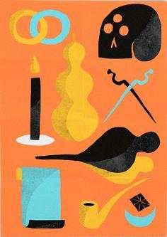 MONGE QUENTIN - Illustrations - Alchimie