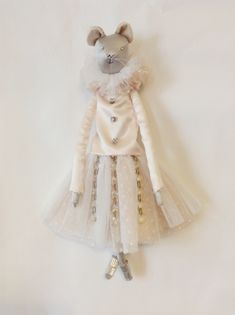 Winter Mouse Princess by Alice Mary Lynch