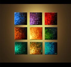 Abstract Painting - Brilliant Thoughts #4034