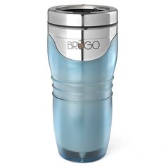 Brugo - Temperature Control Coffee Travel Mug Light Blue Travel Mugs, Coffee Travel, Online Shopping Stores, Light Blue, Gift Ideas, Gifts, Presents, Tumblers, Favors