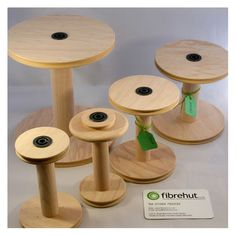Bobbins for Ashford spinning wheels | Fibrehut Limited