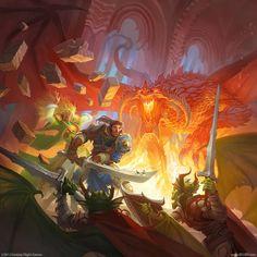 Lair of the Wyrm by Belibr.deviantart.com on @deviantART