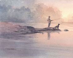 ▼Archival reproduction of original watercolor painting by T.C. Chiu ▼Choose from 8x10, 12x15, 16x20 Inches ▼Archival print printed with Epson