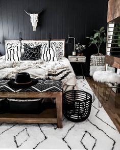 The lattice pattern is sure to delight in any room of your home without competing with your décor. Home Decor Bedroom, Bedroom Ideas, Master Bedroom, Bedroom Inspo, My New Room, House Rooms, Room Inspiration, Interior Inspiration, House Design