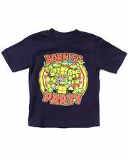 Sizes 2T-4T - Toddler - BORN TO PARTY TEE (2T-4T)