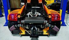 Lamborghini Gallardo LP-1200 by Dallas Performance