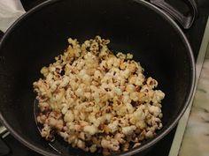 Revelo o segredo do ano - Como fazer pipocas iguais às dos cinemas!