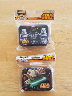 https://www.amazon.com/dp/B01BGT34UG ACTUAL PICTURE !!!! CUSTOMER REVIEW Star Wars Darth Vader and Yoda Reusable 3d Tin Container Disney Collector Series with 30 100% Cotton-tipped