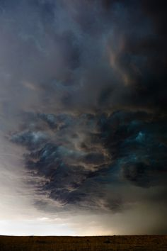 Beautiful Storm Clouds