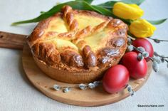 Camembert Cheese, Dairy, Easter, Sweets, Baking, Cheesecake, Desserts, Recipes, Cakes