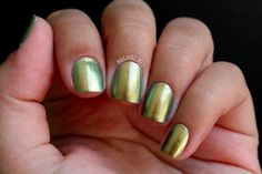 Nail Girl: Swatch & Review: Jessica Iridescent Eye