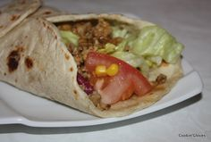 lefse tacos | Cookin'Gloves: Hjemmelaget tacokrydder og tortilla lefse