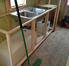 Tiny house water solutions
