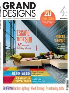 Get A Yearly Subscription To Grand Designs Magazine For Only 3168