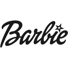 Need BARBIE font ASAP!!!!!! - WTF Forum « MyFonts ❤ liked on Polyvore