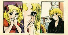 Candice White Andre and W. Albert Andre by Yumiko Igarashi color sleeve ✤Kyoko Misuki- ||キャンディキャンディ• concept art, #manga #BD #historieta #shojo #anime #comics #cartoon from the art Yumiko Igarashi|| ✤ https://es.pinterest.com/luciana673  Solo- Lectores ^3^