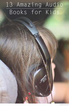 Bondville: 13 of the best audio books for kids