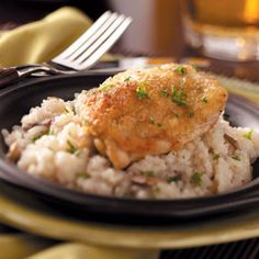 Chicken Rice Dinner