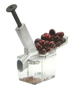 Look what I found on #zulily! Cherry Pitter & Stone Collector #zulilyfinds
