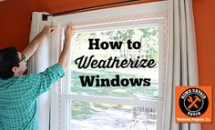 One ingenious, easy, and very inexpensive way to save money on your heating bill is to simply insulate windows by following these easy steps.