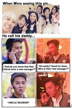 Hihi GD probably looks like that because Sengri just can't keep quite about things you know but.... my yaoi thoughts are telling me that GD is just jealous of Red Velvet... yeah that's probably it cause I ship them soooo hard Nyongtory❤️❤️❤️❤️❤️