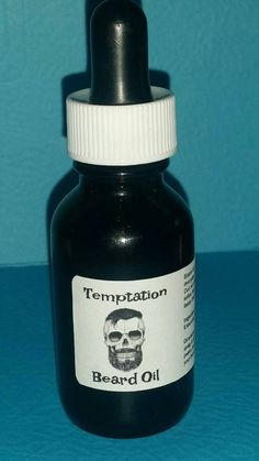 Check out this item in my Etsy shop https://www.etsy.com/ca/listing/281044826/temptation-beard-oil