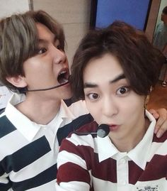 Shared by Sayuri. Find images and videos about kpop, exo and baekhyun on We Heart It - the app to get lost in what you love. Exo Xiumin, Kaisoo, Exo Ot12, Chanbaek, Park Chanyeol, Baekhyun Selca, K Pop, Photo Facebook, Kim Jong Dae