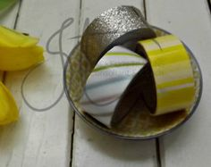 Yellow washi tape, yellow tulips, barn boards. Stock photography, styled stock....LOVE IT!!