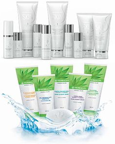 #Herbalife #Skin #Linea #Herbal #Aloe (+34)639243612 https://www.goherbalife.com/inma_wellnessjerez/es-ES/Page/7463
