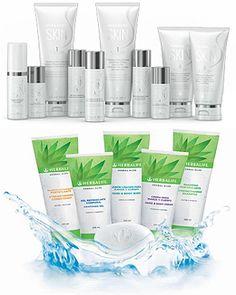 #Herbalife #Skin #Linea #Herbal #Aloe (+34)639243612 https://www.goherbalife.com/inma_wellnessjerez/es-ES/Page/7463