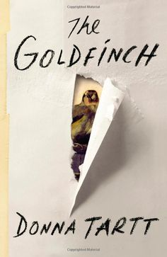 The Goldfinch: A Novel Pulitzer Prize for Fiction