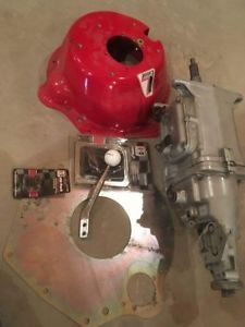 Details about Muncie GM chevy Transmission 4 speed Rebuild Kit M20