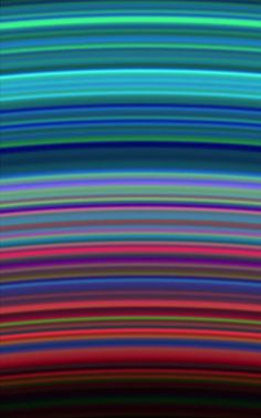 Saturn's colorful rings: The variation in the color of the rings arises from the differences in their composition. Turquoise-hued rings contain particles of nearly pure water ice, whereas reddish rings contain ice particles with more contaminants.