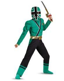 World's Halloween Costume Store Green Power Ranger Costume, Power Ranger Party, Green Ranger, Power Rangers Samurai, Power Rangers Dino, Captain Chaos, Baby Boy Birthday, Birthday Ideas, Pawer Rangers