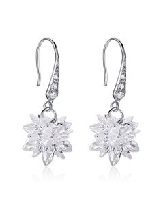 #AdoreWe #VIPme (VIPSHOP Global) CAROMAY❤️Designer Accessories Crystal Earrings - AdoreWe.com