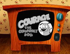 Courage the Cowardly Dog - Wikipedia, the free encyclopedia