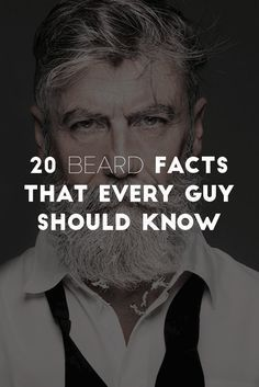 Its not simple to grow a beard, there's much more to know about it. You need to know these Beard facts for sure!