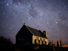 New Zealand's South Island. Seeing the night sky with all of it's stars absolutely takes my breath away.