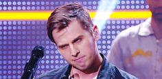 I hate GIFS but this one of Mark Foster is just TOO PERFECT | Foster The People