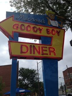 Michael's Goody Boy Diner