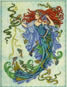 teresa wentzler cross stitch designs | Cross Stitcher: Cross Stitch Crazy 2012 Challenge....