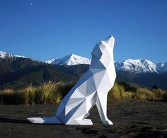 Ben Foster�s Animal Sculptures