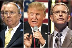 Trump courts the homophobes: He says he stands with LGBTs, but now he's meeting with anti-gay Christian leaders